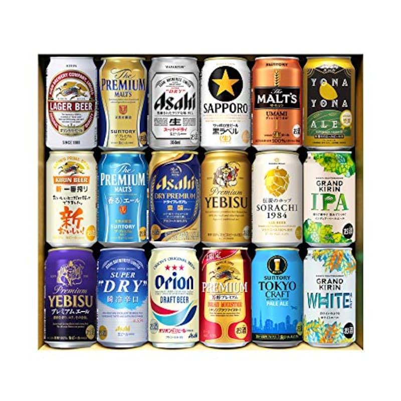 ビールセット,五大 国産プレミアムビール 飲み比べ ギフト