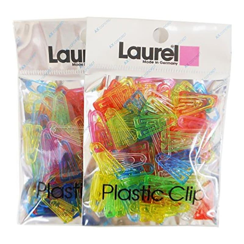 Laurel,プラスチッククリップ,A-LC01×2P