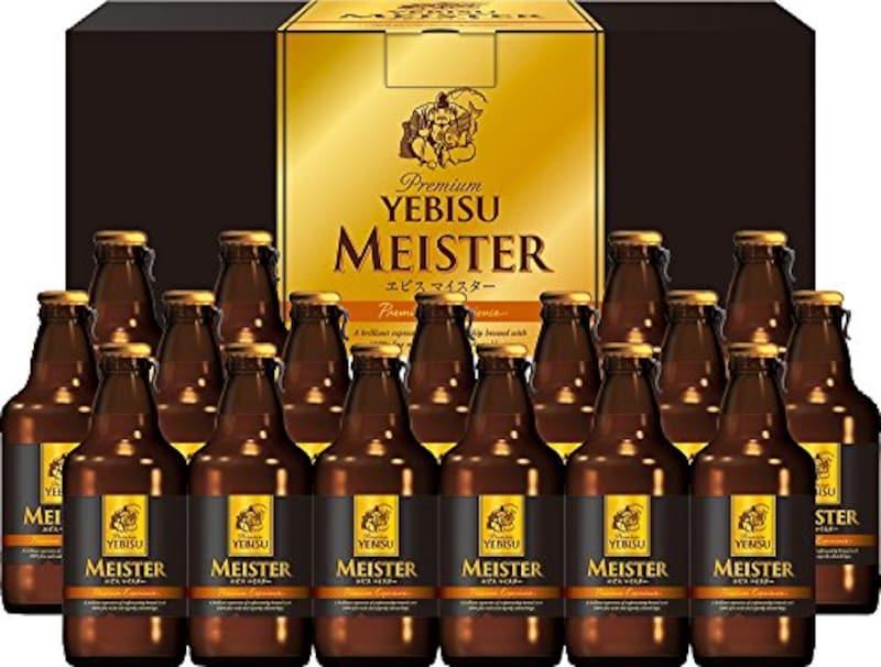 サッポロビール,ヱビスマイスター瓶ギフトセット,YMB5D