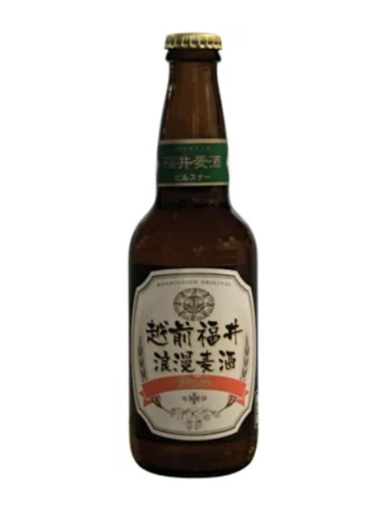 越前福井ビール,越前福井浪漫麦酒 Dios ピルスナー
