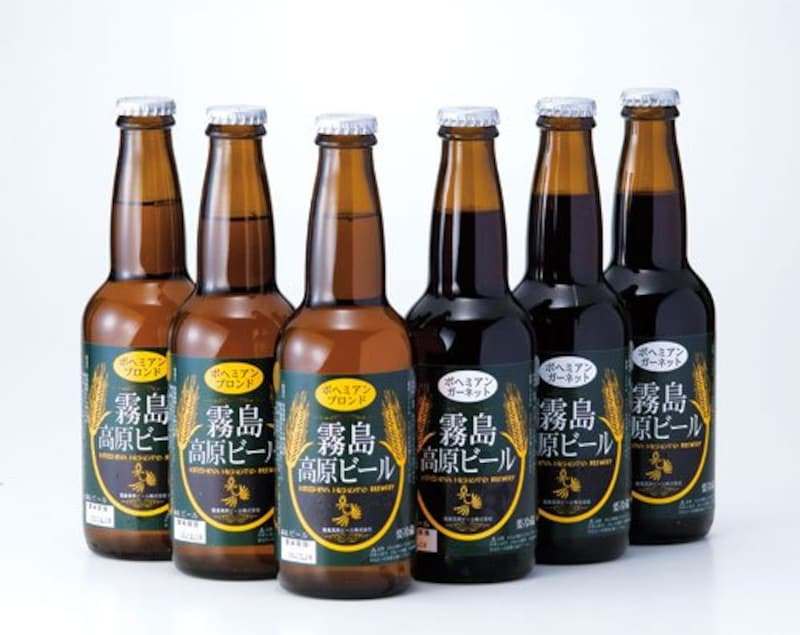 霧島高原ビール株式会社,霧島高原ビール 6本セット,a_b_008_330x12