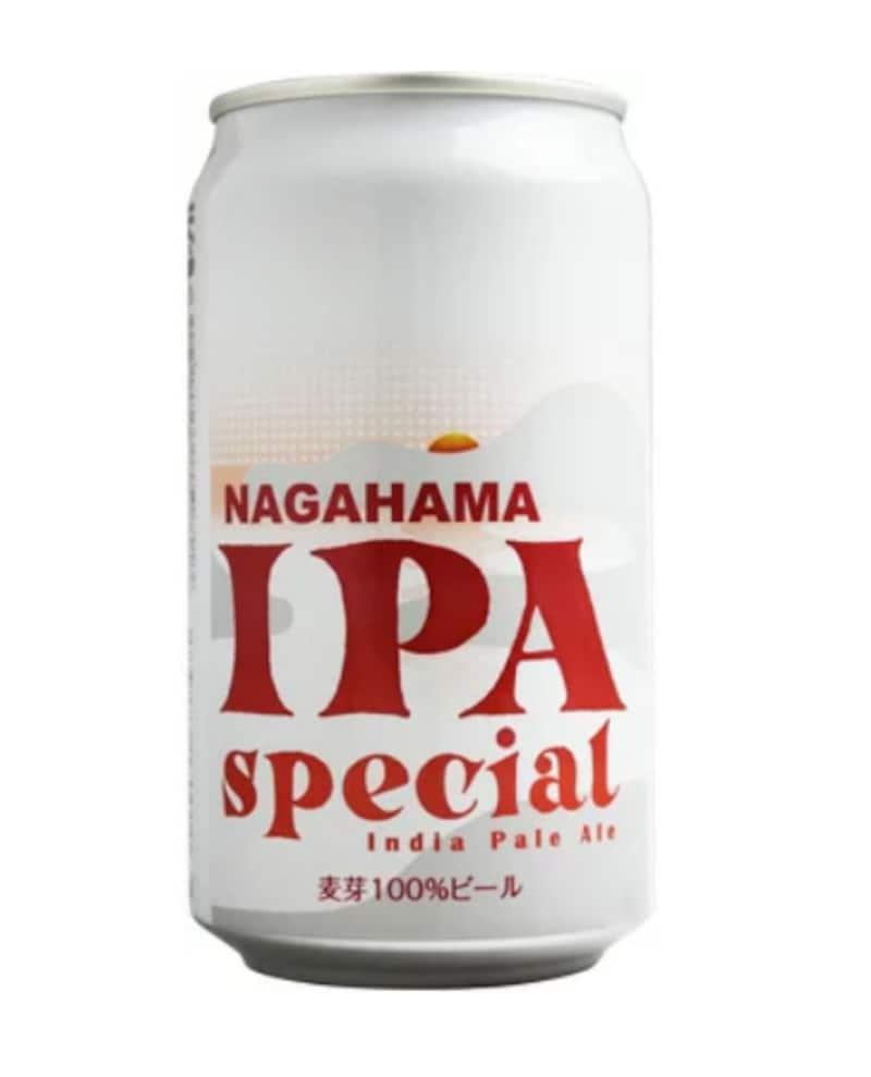 長浜浪漫ビール ,NAGAHAMA IPA special
