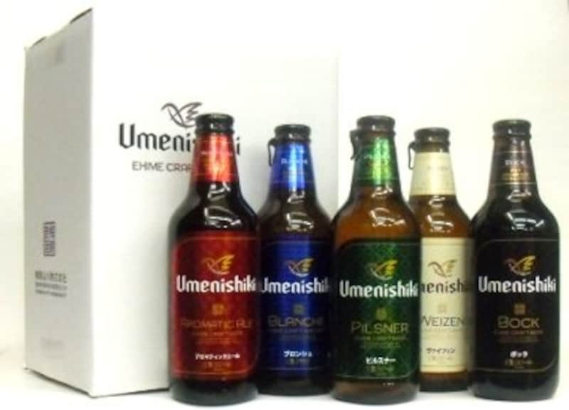 梅錦ビール,5種6本セット,UB_Craft6