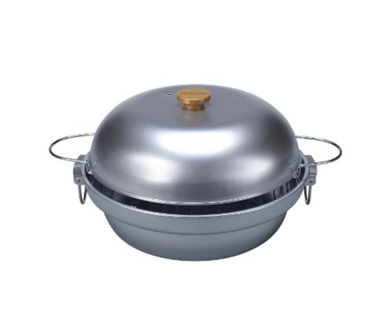 キャプテンスタッグ(CAPTAIN STAG),BBQ用大型燻製鍋,M-6548