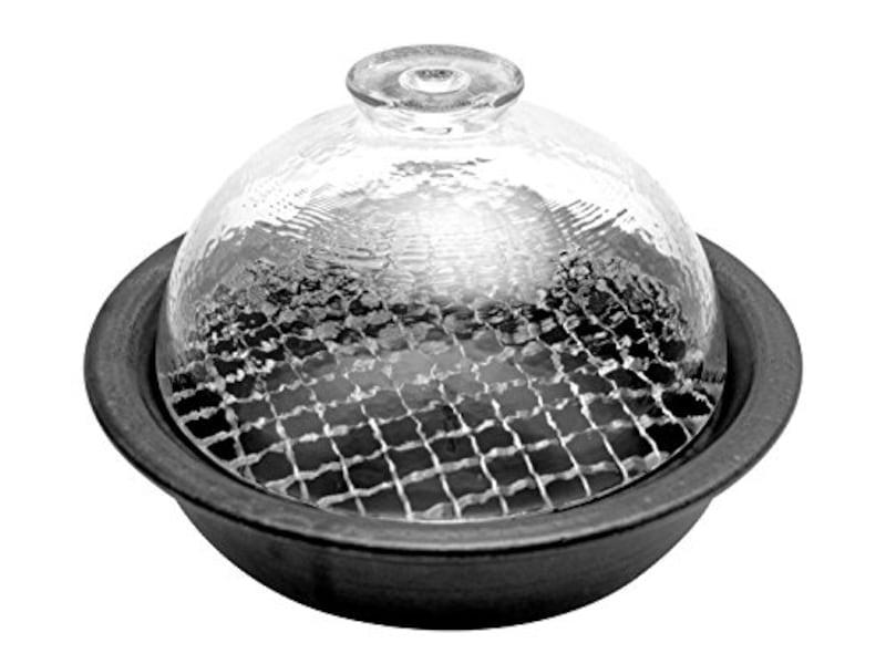 アデリア(ADERIA),萬古焼グラスドームクッカー,F71715