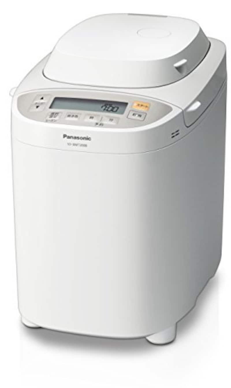 Panasonic(パナソニック),ホームベーカリー 2斤タイプ,SD-BMT2000-W