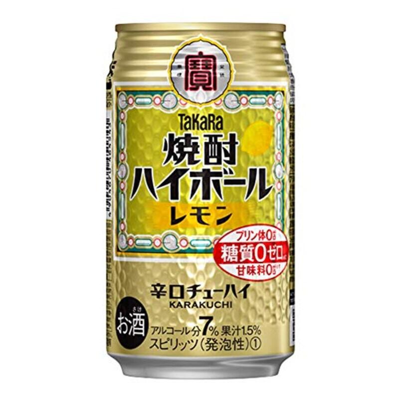 TaKaRa,焼酎ハイボール レモン