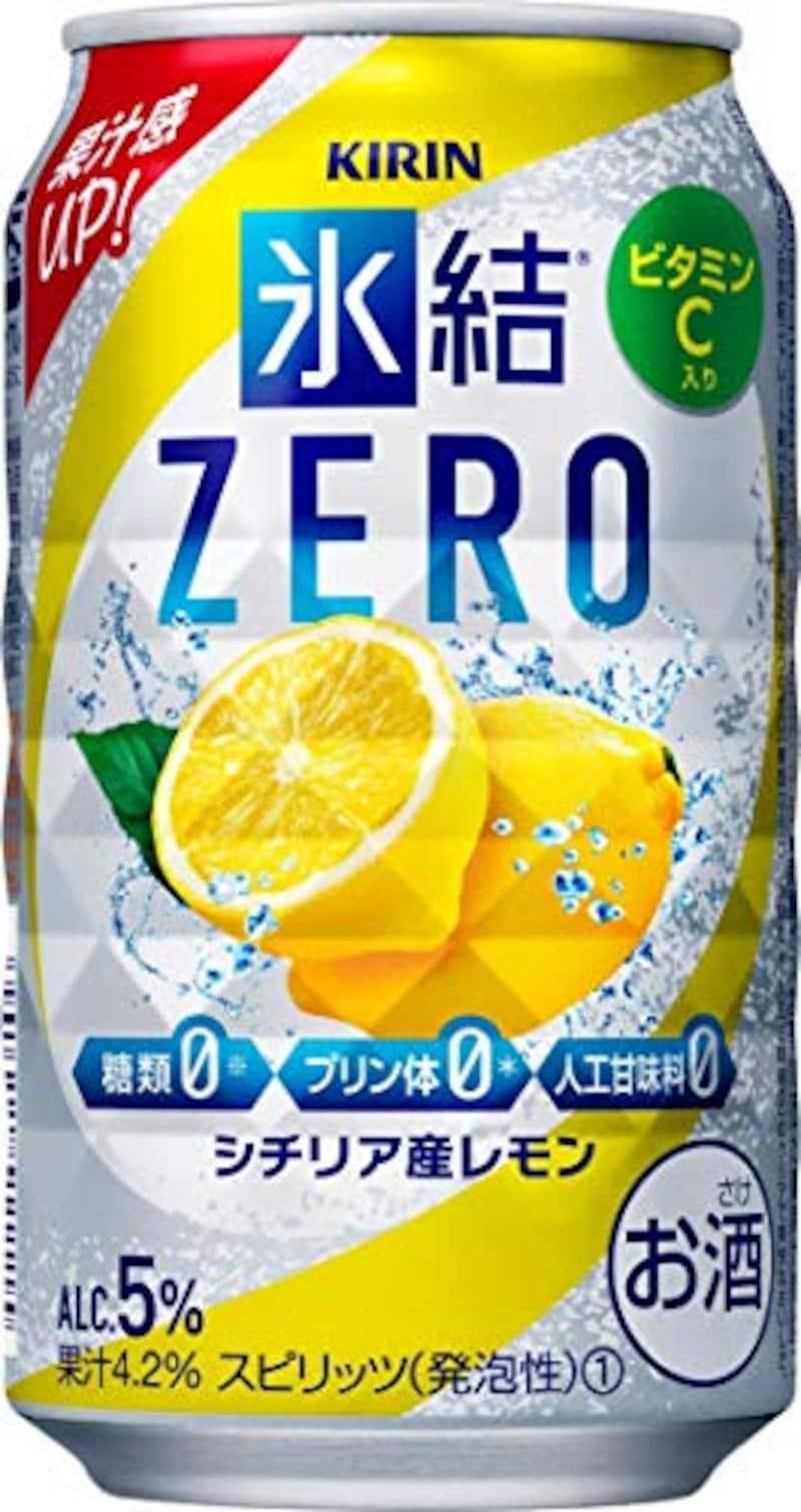 キリン,氷結ZERO シチリア産レモン