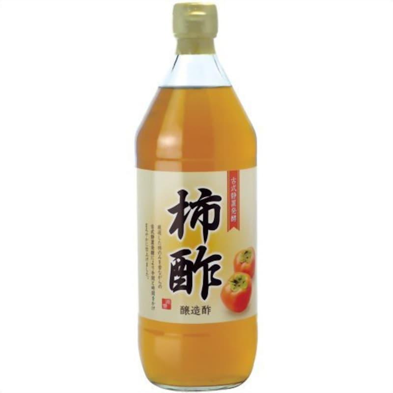 源齋(ゲンサイ),柿酢
