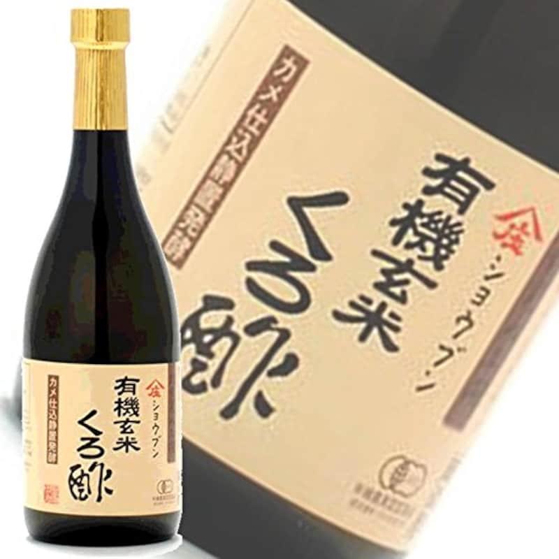オーサワジャパン,有機玄米くろ酢