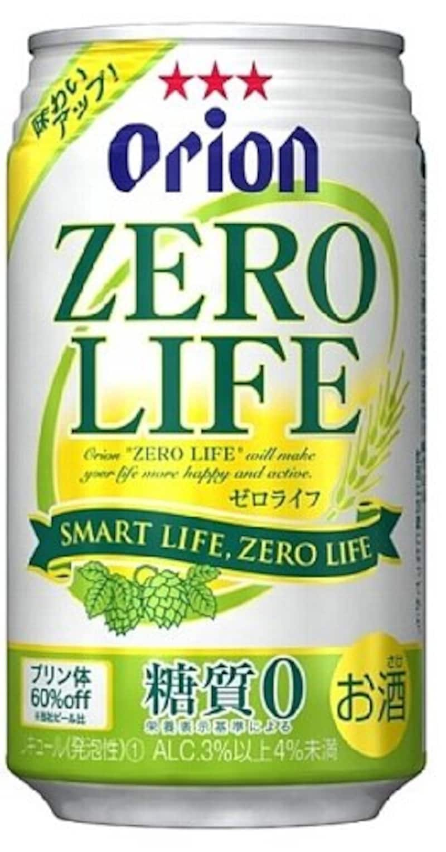 オリオンドラフト,オリオンビール ゼロライフ 350ml×24本