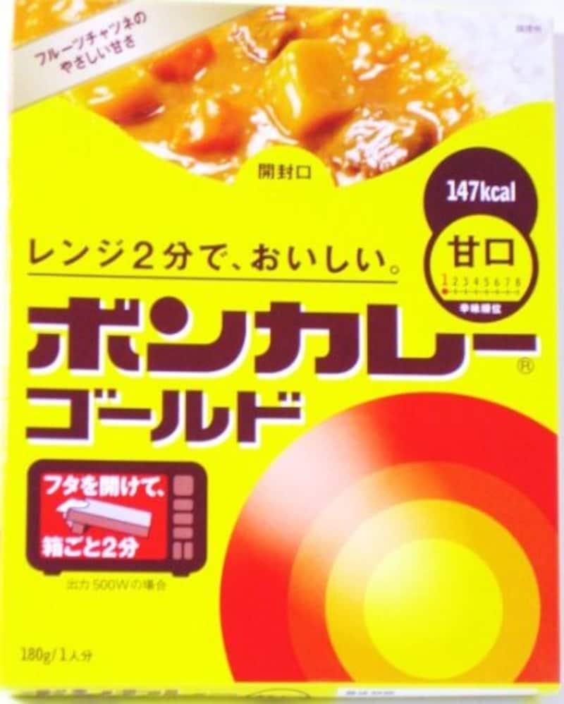 大塚食品,ボンカレー ゴールド