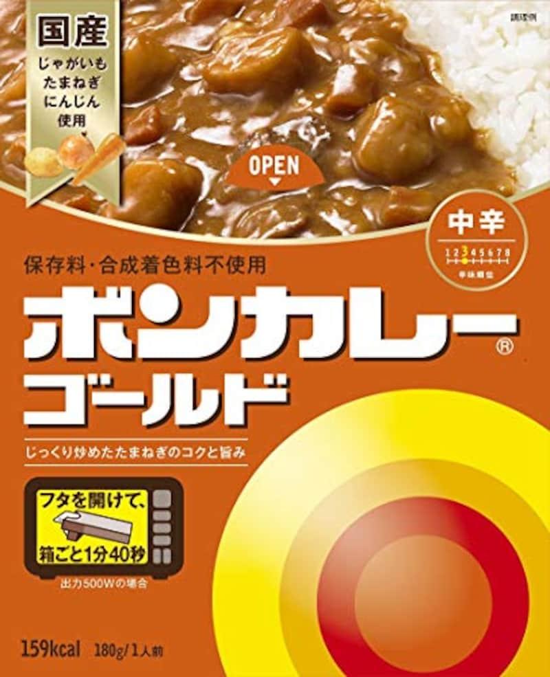 大塚食品,ボンカレーゴールド中辛