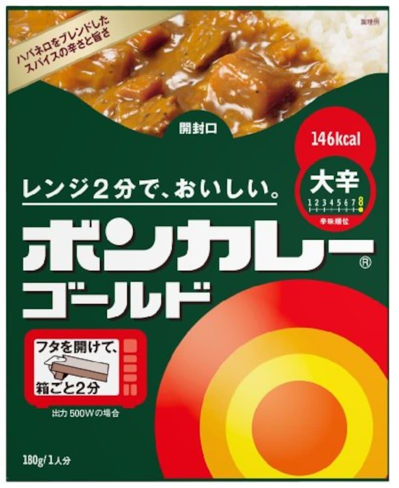 大塚食品,ボンカレーゴールド 大辛