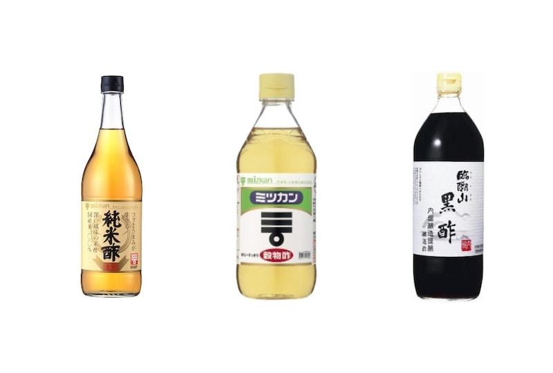 醸造酢おすすめ人気ランキング11選|料理用や飲む酢として!種類の選び方も解説