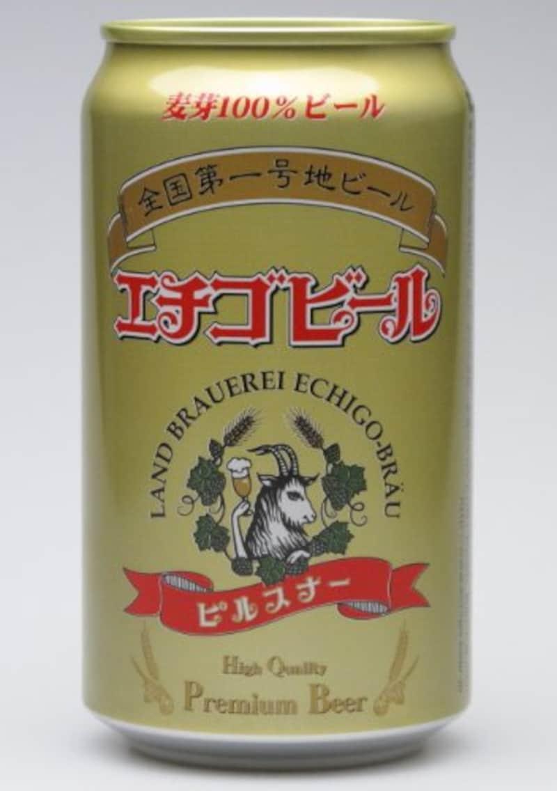 エチゴビール,ピルスナー 缶 350ml×24本