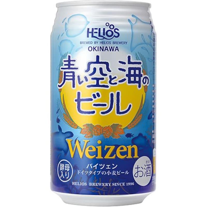 ヘリオス酒造,青い空と海のビール 缶 350mlx24本