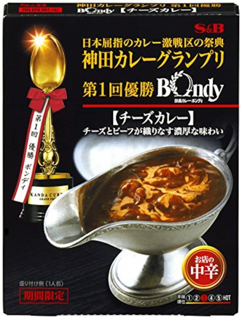 S&B(エスビー),ボンディ チーズカレー