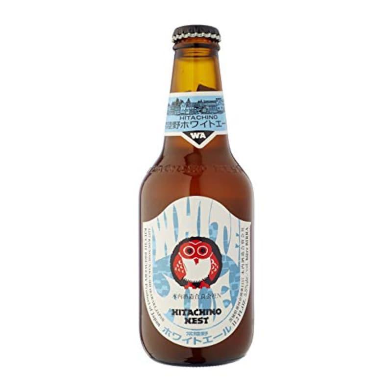 常陸野ネストビール,ホワイトエール 瓶 330ML 1本