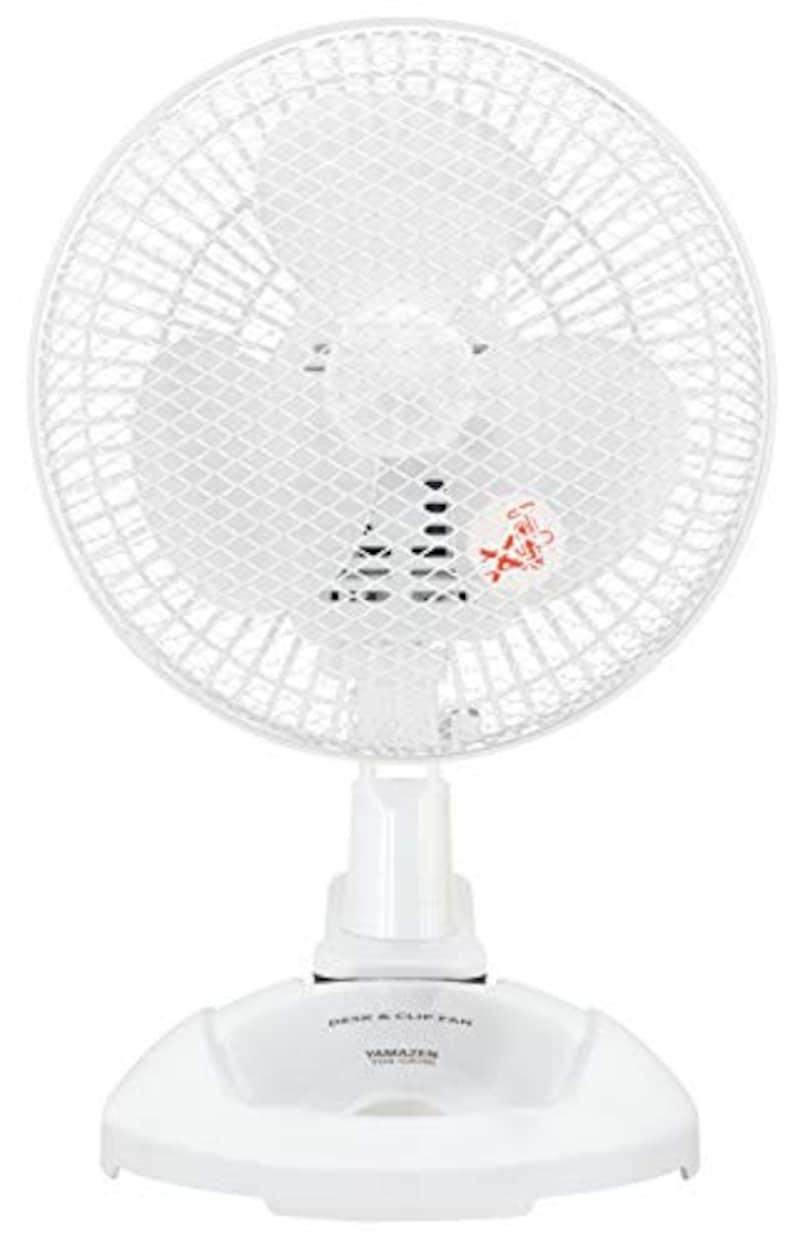 山善(YAMAZEN),卓上・クリップ両用扇風機(YDS-CA186),YDS-CA186