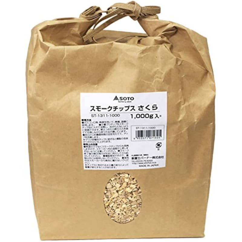SOTO,スモークチップス さくら ,ST-1311