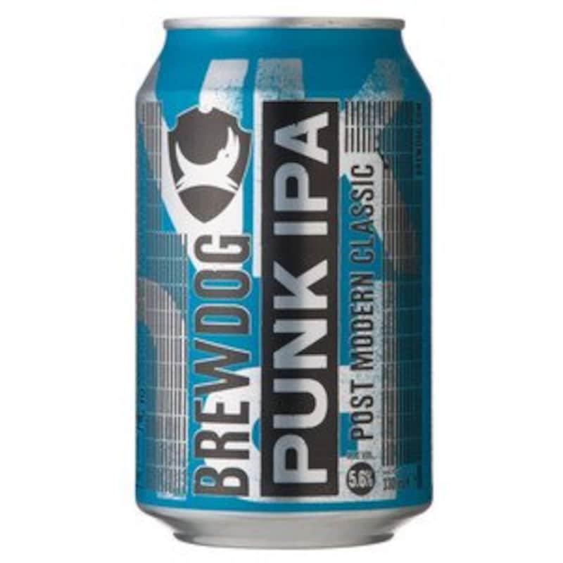 ウィスク・イー,ブリュードック PUNK IPA BREWDOG 330ml缶