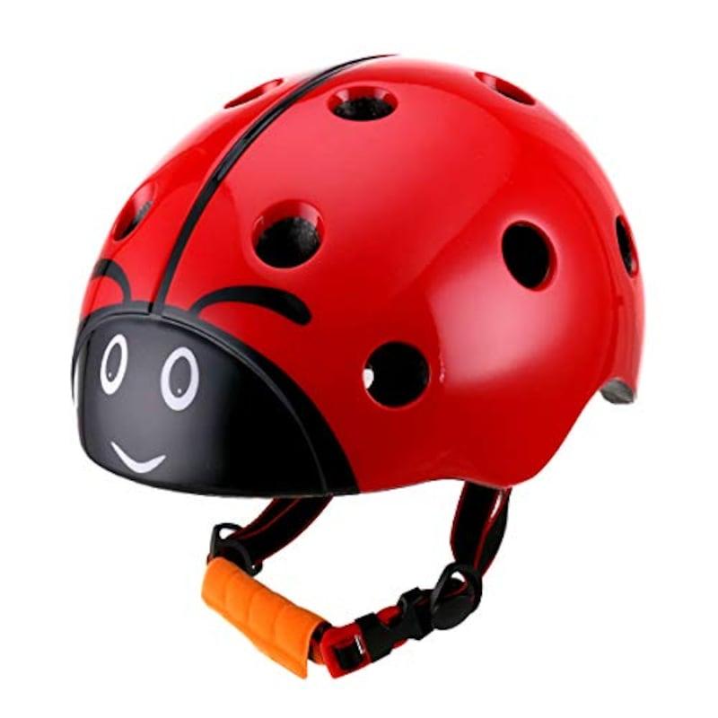 DRBIKE,てんとう虫 ヘルメット