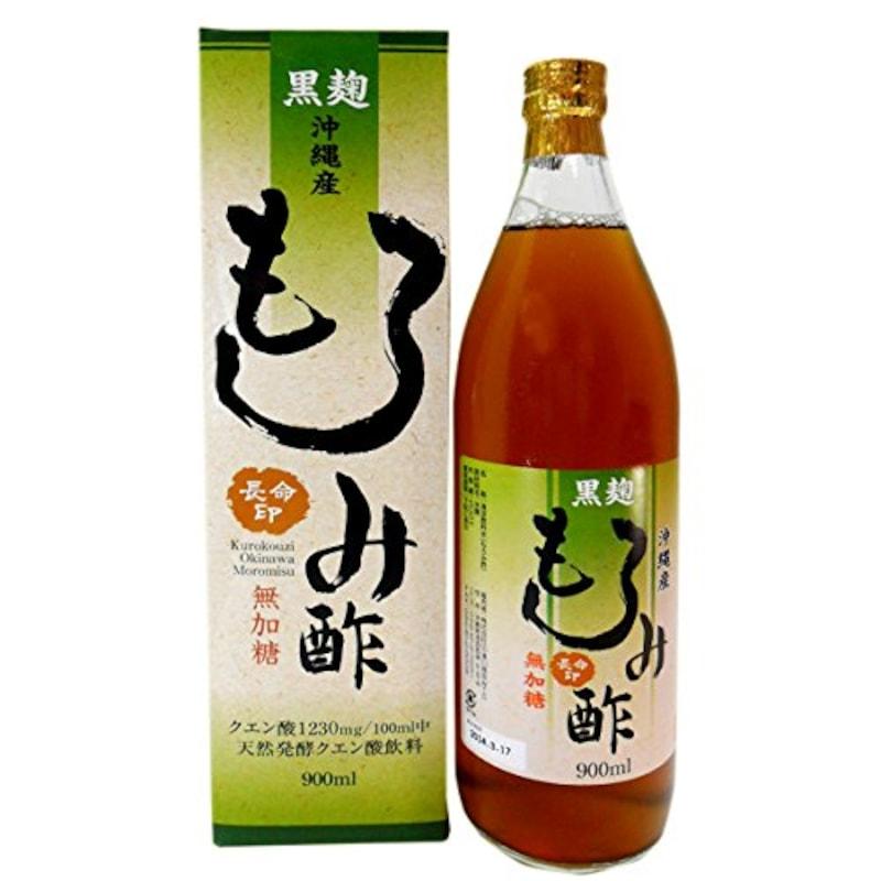 湧川,沖縄県産黒麹もろみ酢 無加糖タイプ