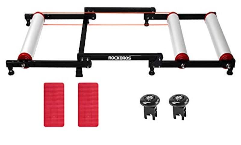 ROCKBROS(ロックブロス),サイクルトレーナー 3本ローラー