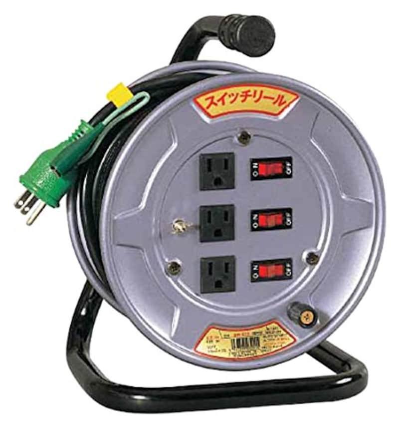 日動工業,電工ドラム,SWE13