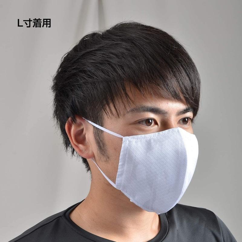 【在庫あり】,レワード(Reward) 洗える 立体 布マスク