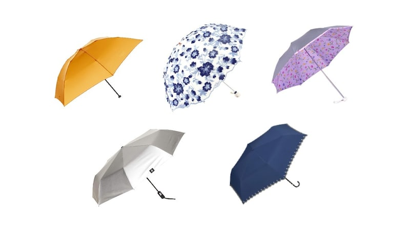 日傘人気ランキング20選|デザイン重視!おしゃれな商品を紹介