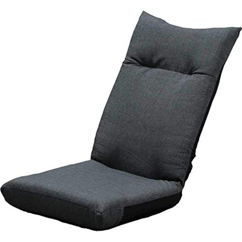 アイリスプラザ(IRIS PLAZA),座椅子,100-SNC041BK