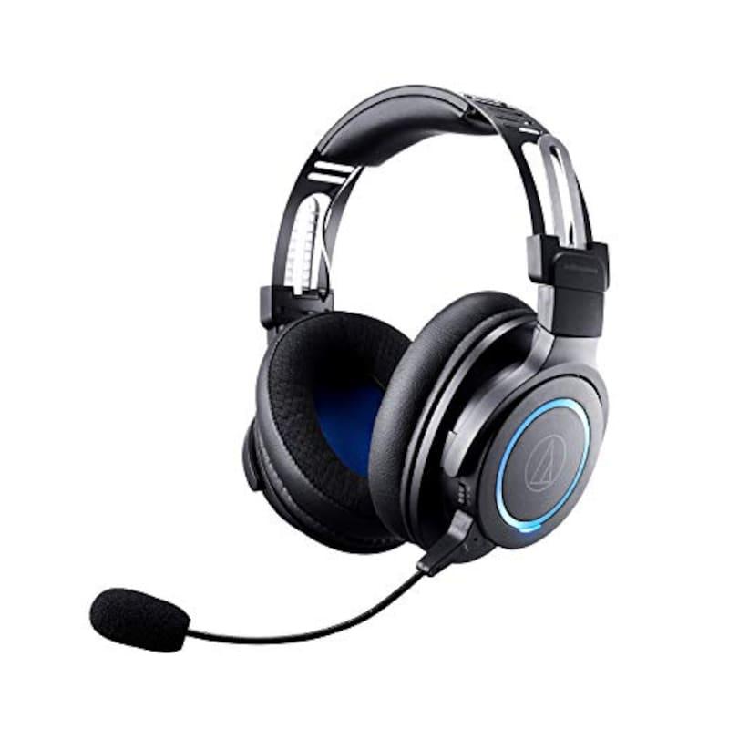 Audio Technica(オーディオテクニカ),ワイヤレスゲーミングヘッドセット,ATH-G1WL