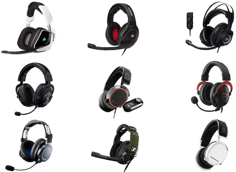 FPS向けゲーミングヘッドセットおすすめ人気ランキング15選|ヘッドホンとの違いは?足音がクリアに聞こえるps4対応商品も紹介!