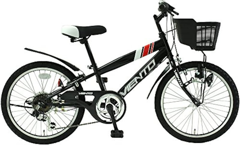 TOPONE,Viento ジュニアマウンテンバイク CTB シマノ6段変速ギア,CTB206-BK