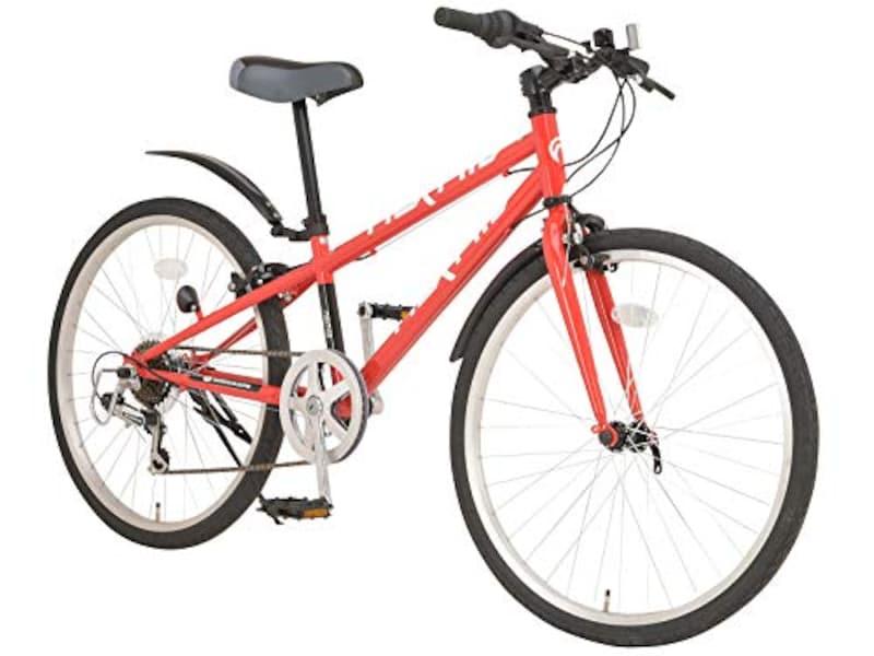 NEXTYLE(ネクスタイル),ジュニア クロスバイク 自転車 6段変速,NX-JC001