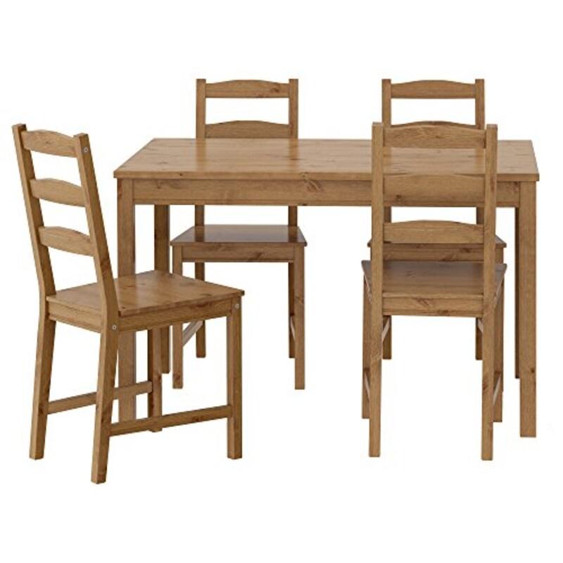 IKEA(イケア) ,JOKKMOKK テーブル&チェア4脚