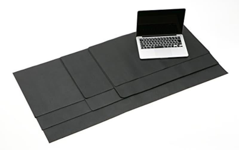 iMakim's,レザー調 デスクマット&マウスパッド