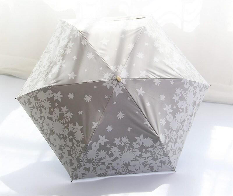 Sotia,折りたたみ傘 花柄模様