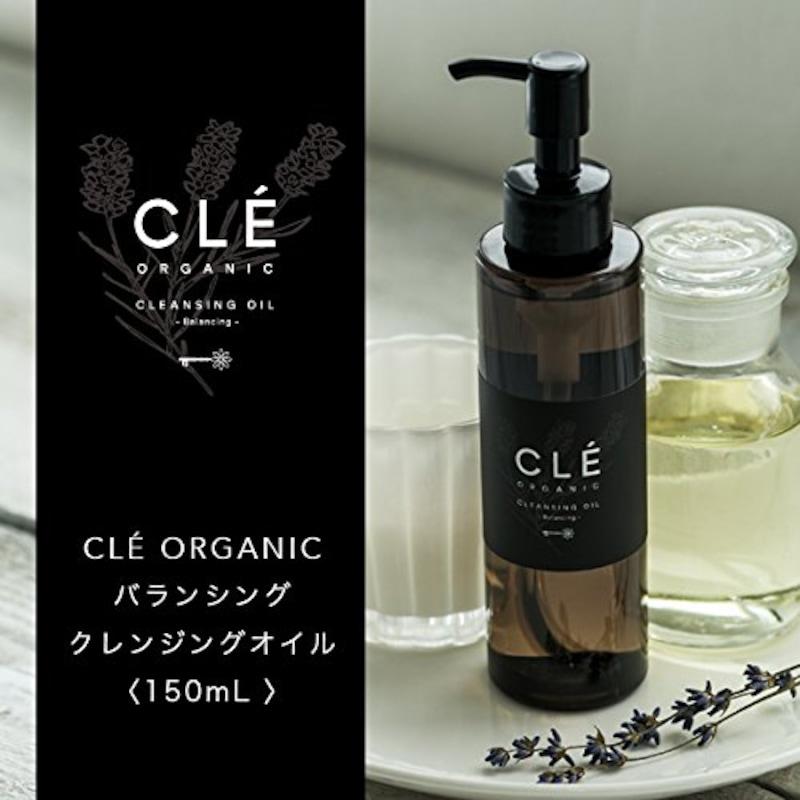 CLE ORGANIC,バランシング クレンジングオイル