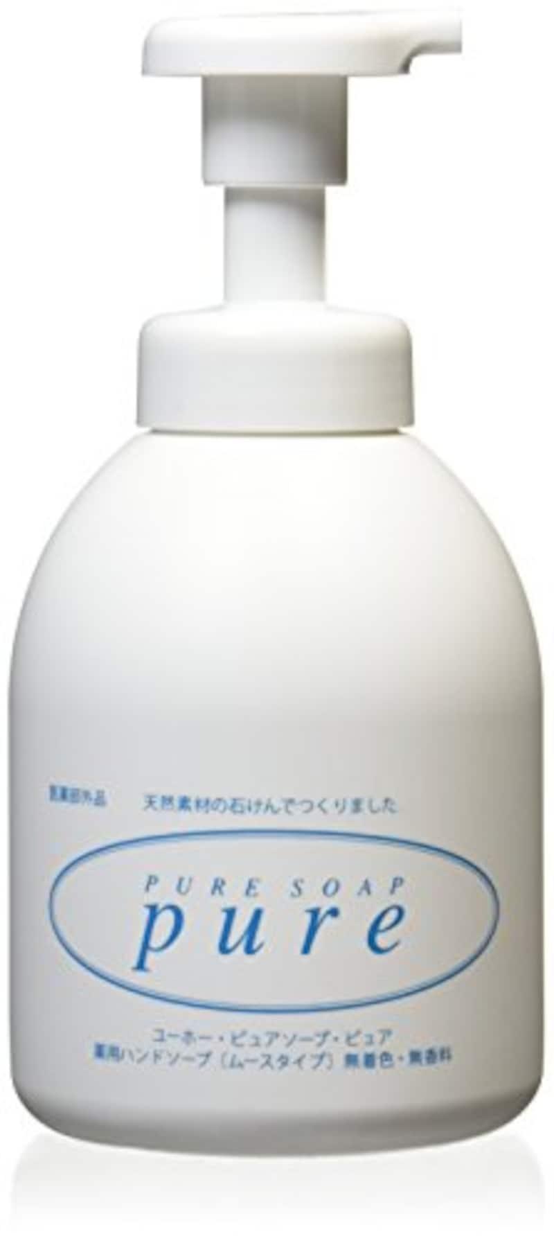 【在庫あり】,ユーホー薬用ピュアソープピュア 500mL