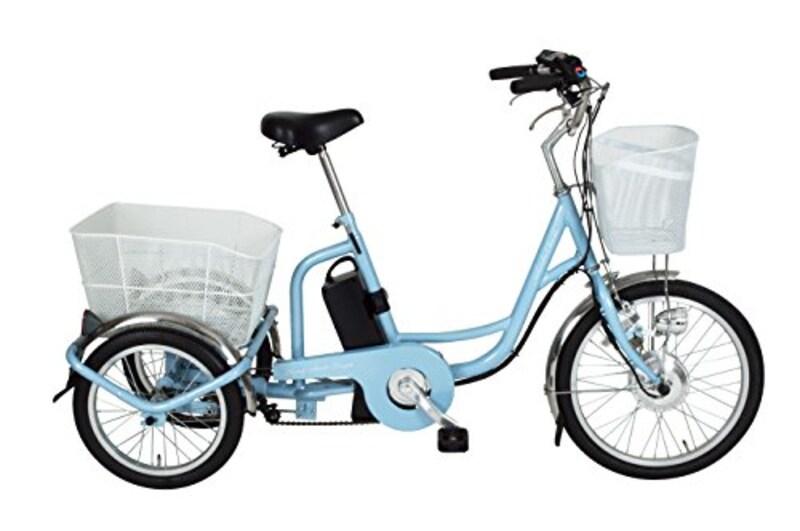 ミムゴ(MIMUGO),アシらくチャーリー 電動アシスト三輪自転車,MG-TRM20EB