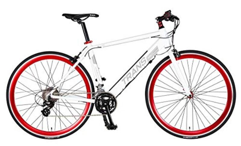 TRANS MOBILLY(トランスモバイリー),電動アシストクロスバイク スポーツアルミフレームモデル,E-MAGIC700E