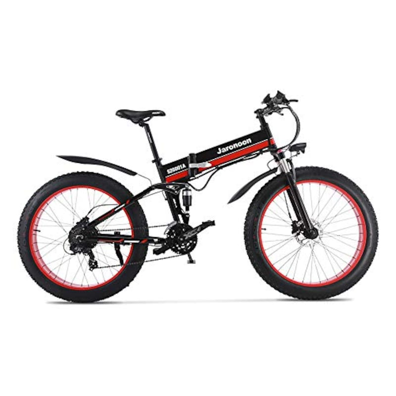 JARONOON,折りたたみ電動自転車