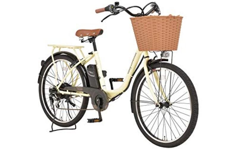 Voldy,電動アシスト自転車 シティサイクル