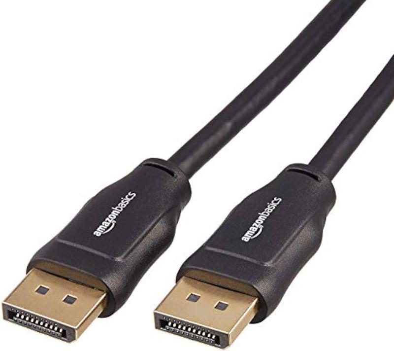 Amazonベーシック,DisplayPortケーブル
