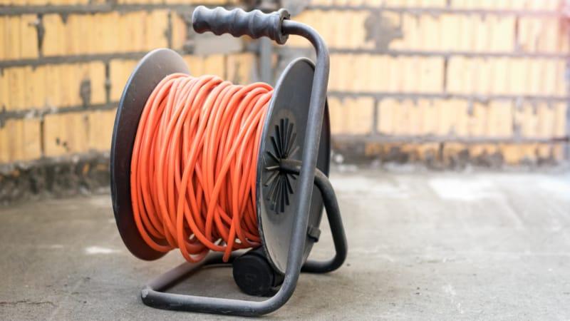 コードリールおすすめ人気ランキング10選|DIYや屋外作業の時に便利!