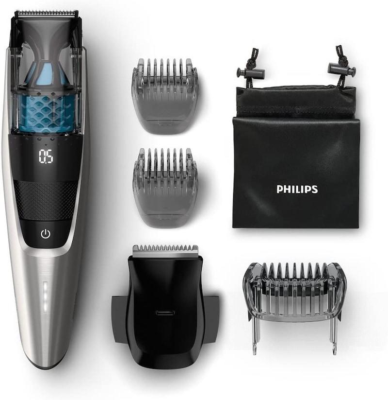 Philips(フィリップス),バキュームヒゲトリマー,BT7220/15