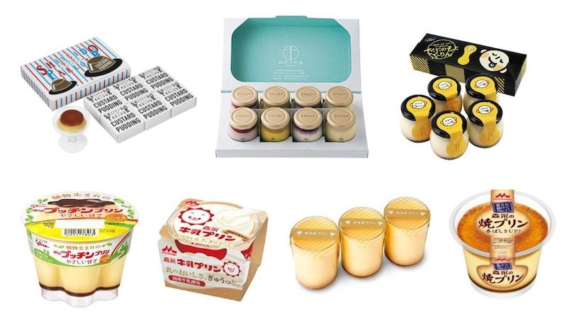 市販プリンおすすめランキング20選|人気のお取り寄せ商品を紹介!